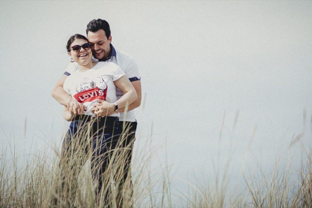 La preboda en la playa de Laxe de Jenni & Santi 34