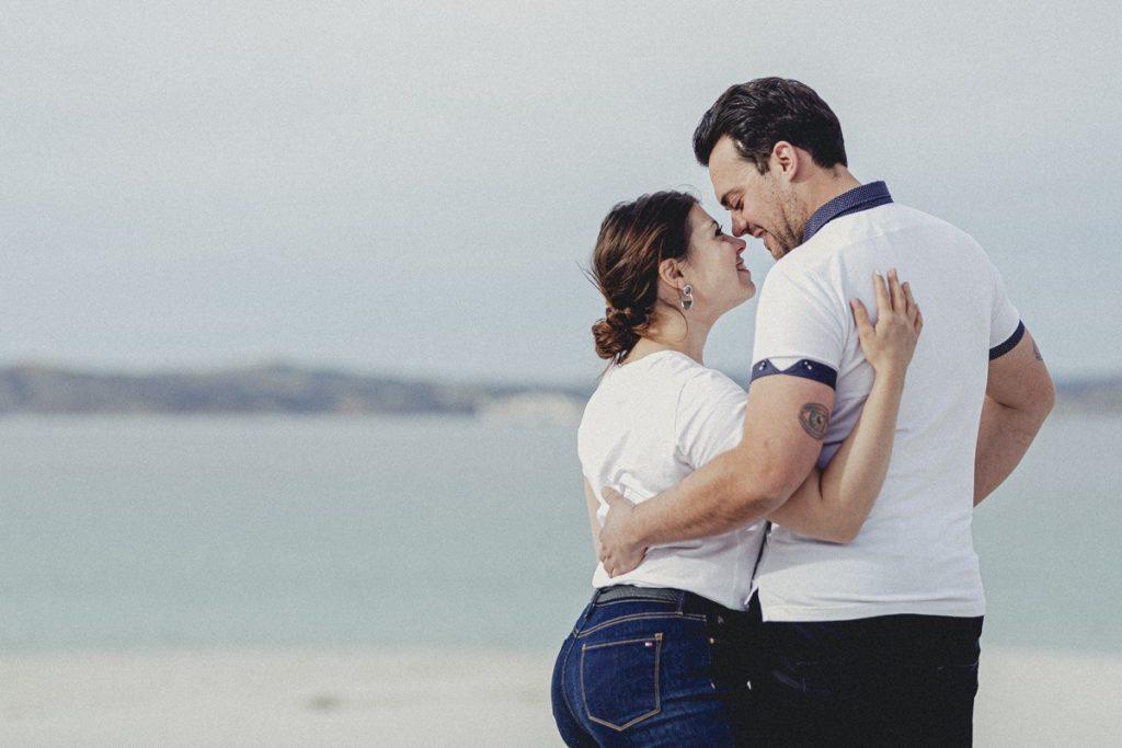 La preboda en la playa de Laxe de Jenni & Santi 42