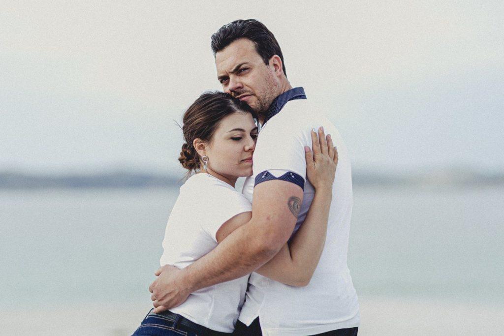 La preboda en la playa de Laxe de Jenni & Santi 47