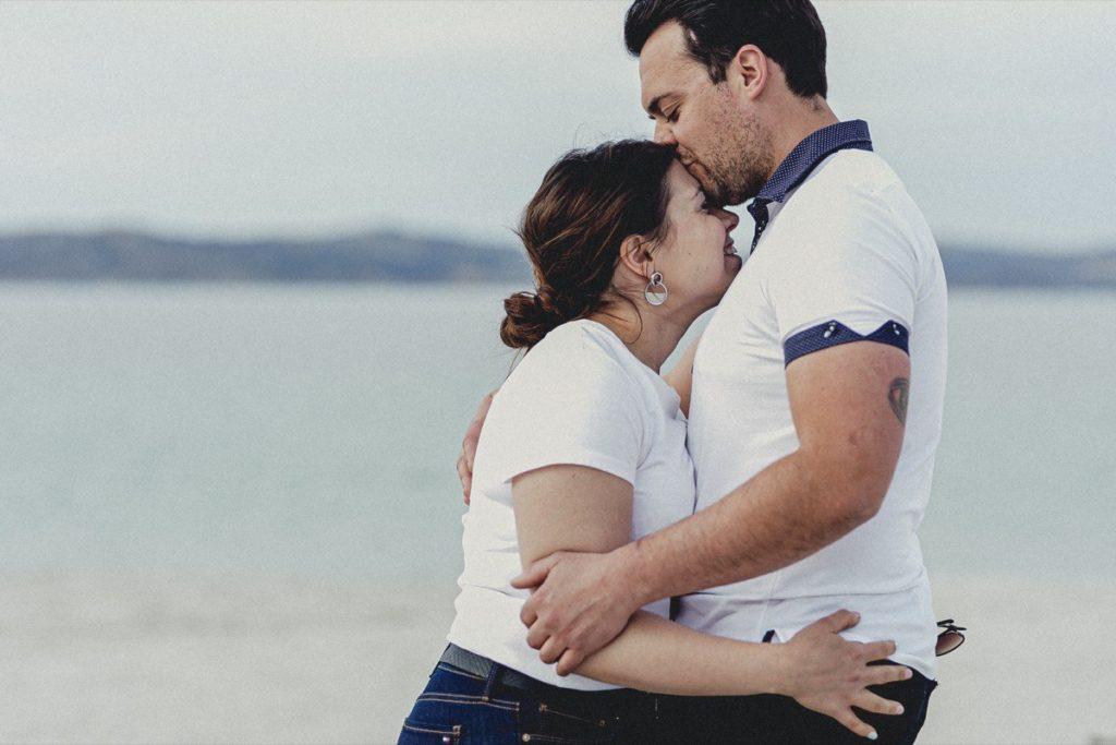 La preboda en la playa de Laxe de Jenni & Santi 54