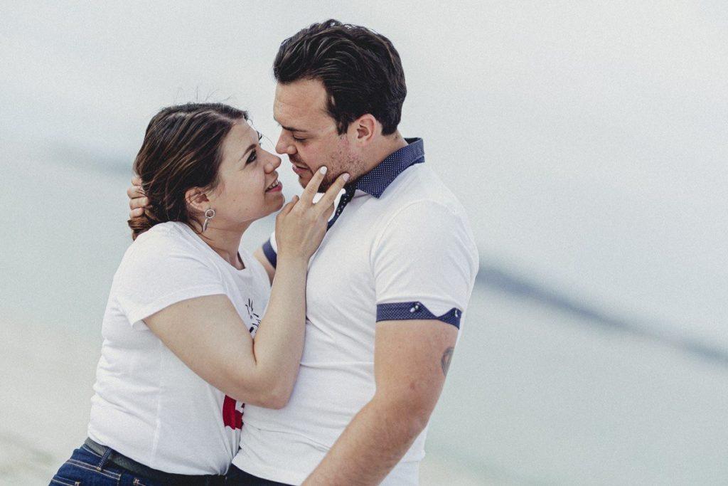 La preboda en la playa de Laxe de Jenni & Santi 57