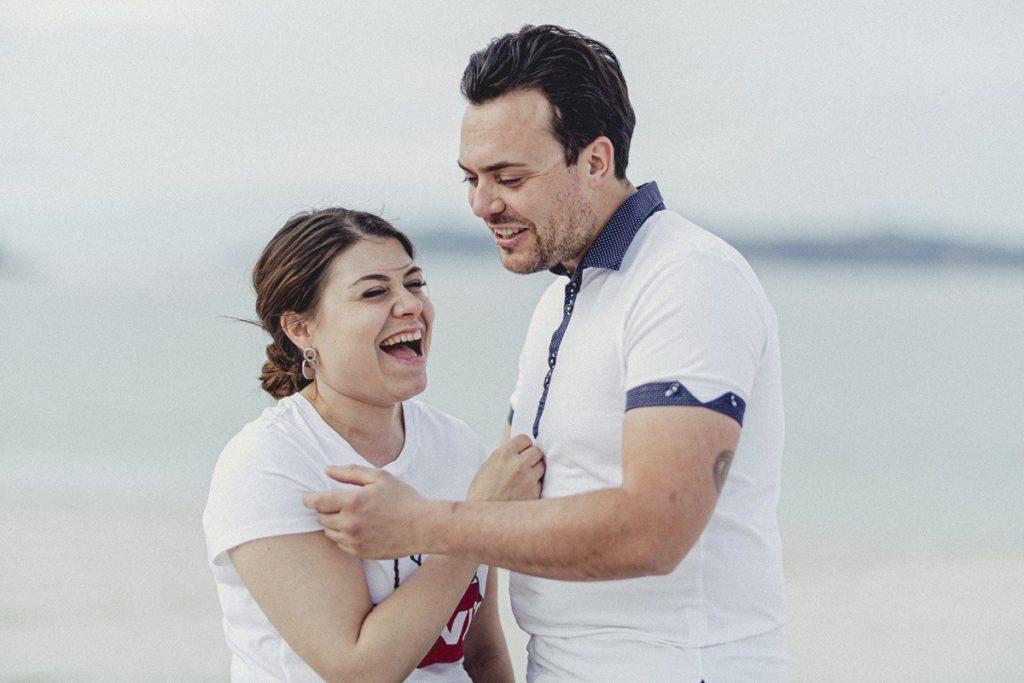 La preboda en la playa de Laxe de Jenni & Santi 58