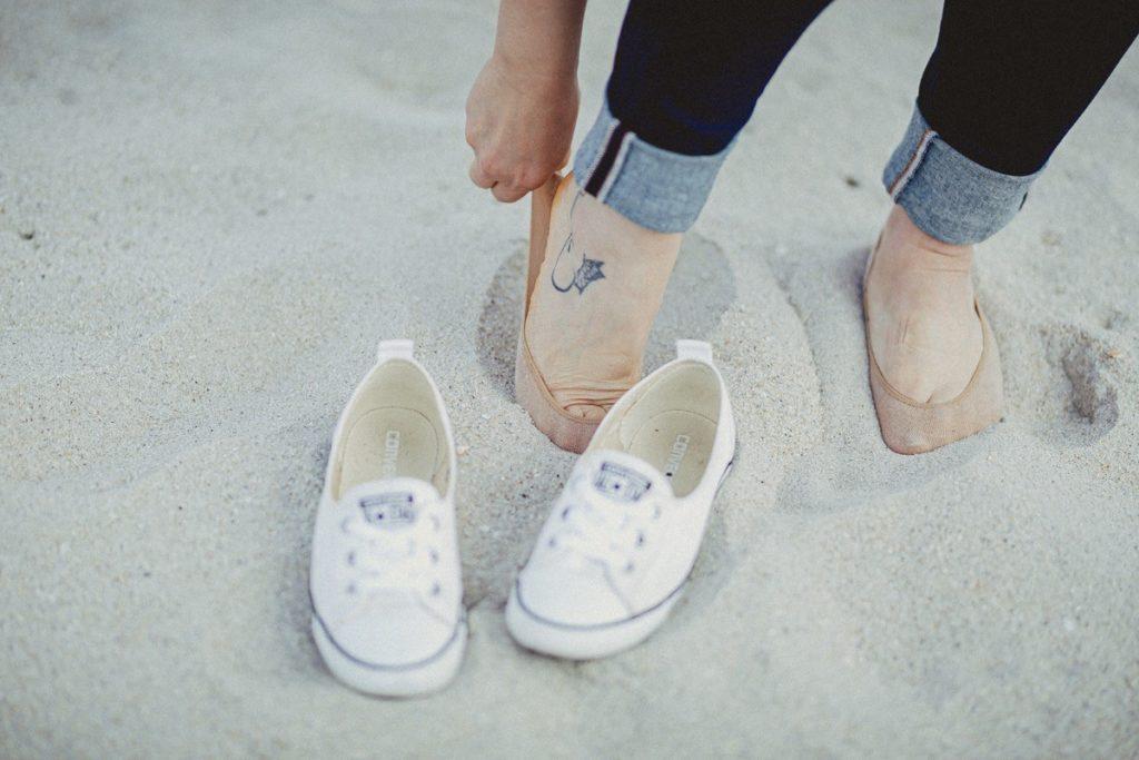 La preboda en la playa de Laxe de Jenni & Santi 59