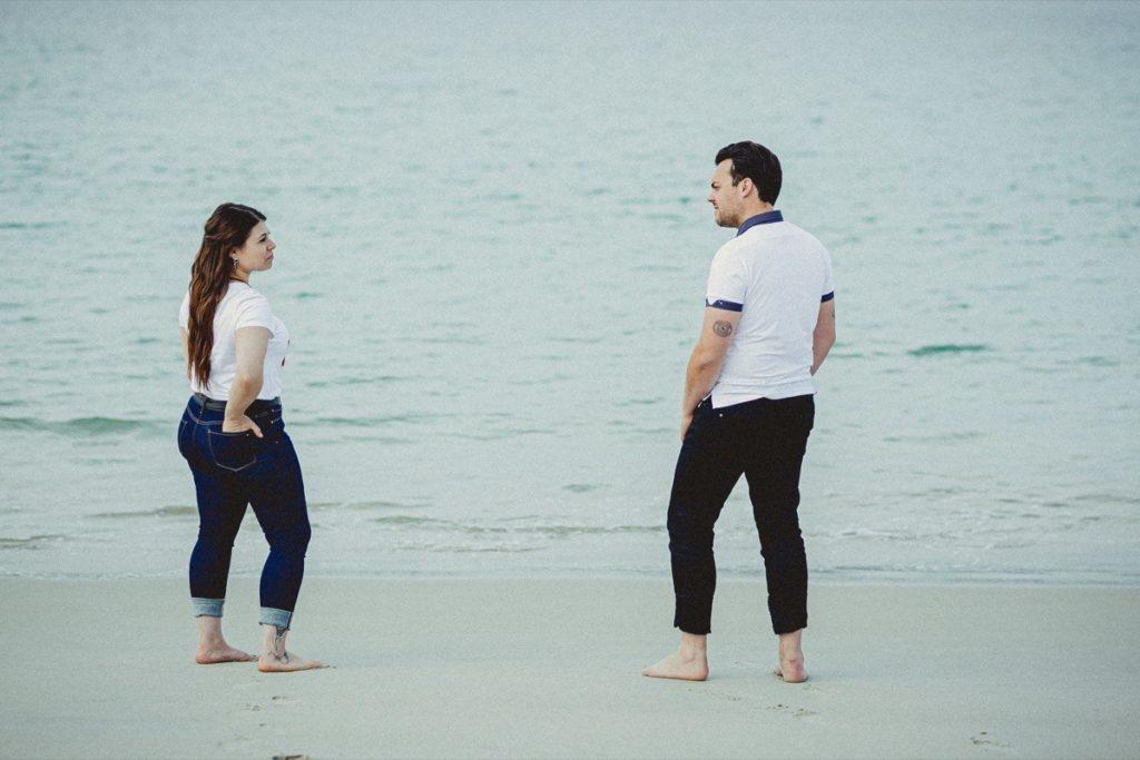 La preboda en la playa de Laxe de Jenni & Santi 66