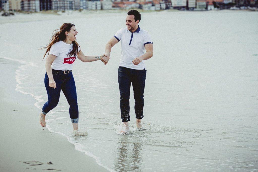 La preboda en la playa de Laxe de Jenni & Santi 84
