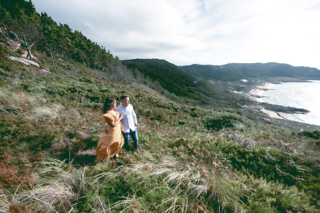 La preboda en Monte Branco de Mar y Marcos 5