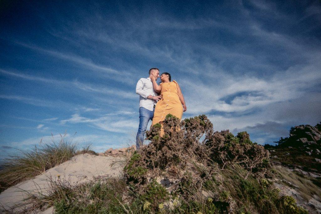 La preboda en Monte Branco de Mar y Marcos 30