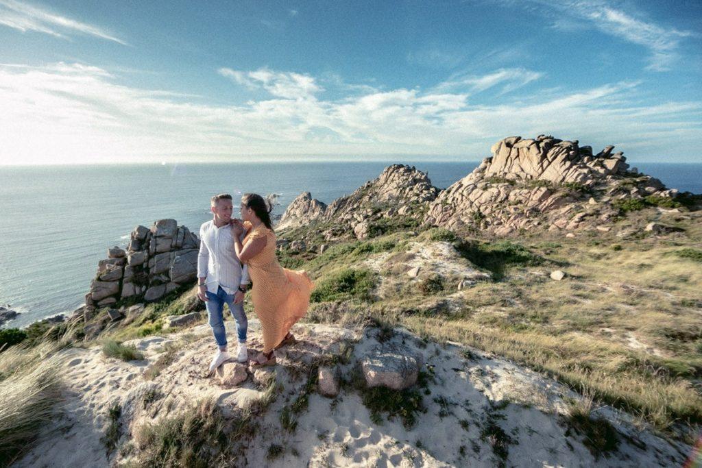 La preboda en Monte Branco de Mar y Marcos 38