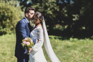 Proyeccion Día de la boda de Belén y Jesús