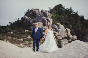 La postboda en Monte Blanco de Rebeca y José Manuel