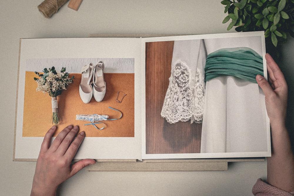 Golden Colection, Colecciones de álbumes de boda de Diego Alonso Fotógrafo