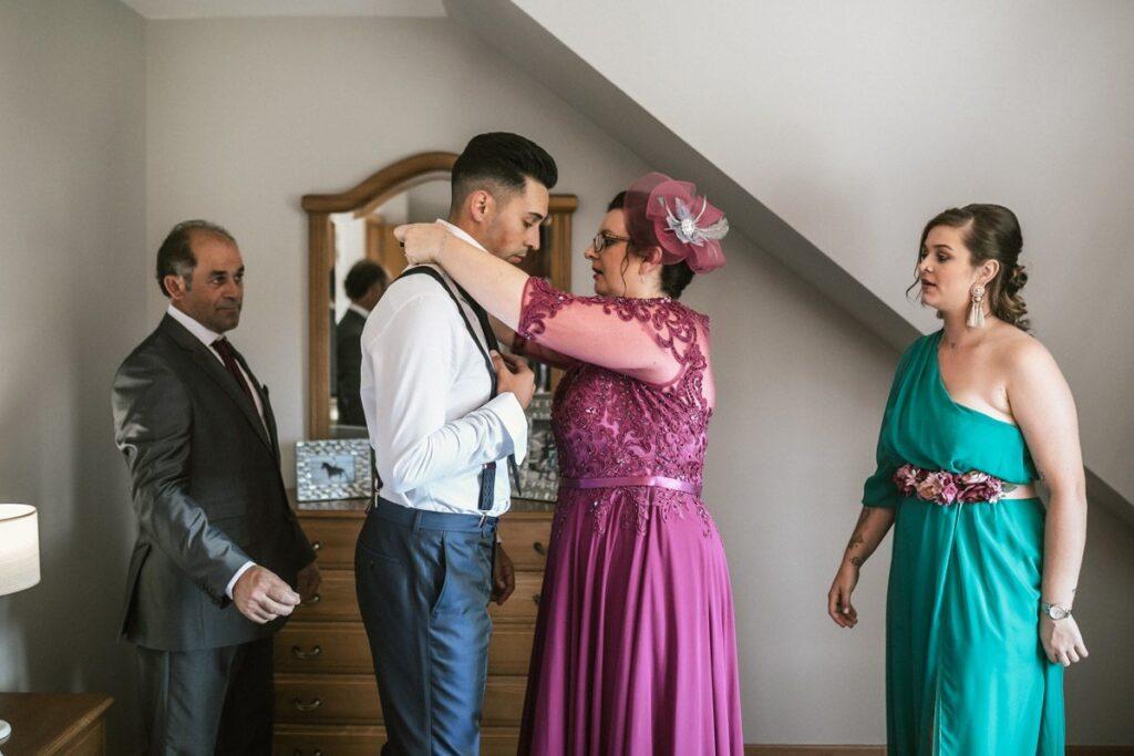 La emotiva boda en Camariñas de Seila & Fabio 10
