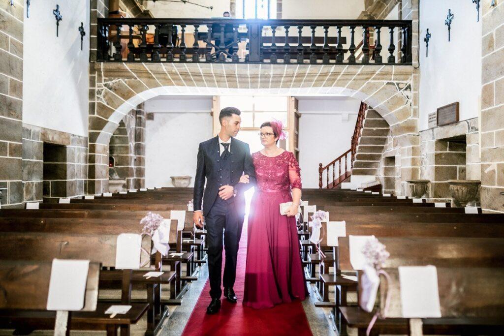 La emotiva boda en Camariñas de Seila & Fabio 35