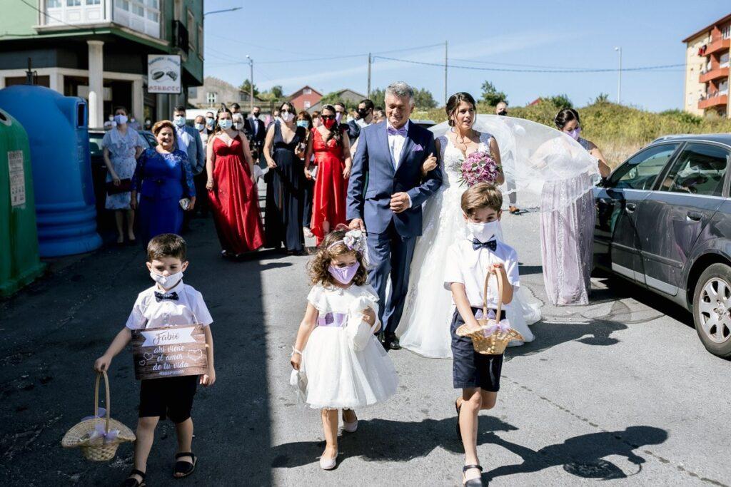 La emotiva boda en Camariñas de Seila & Fabio 36