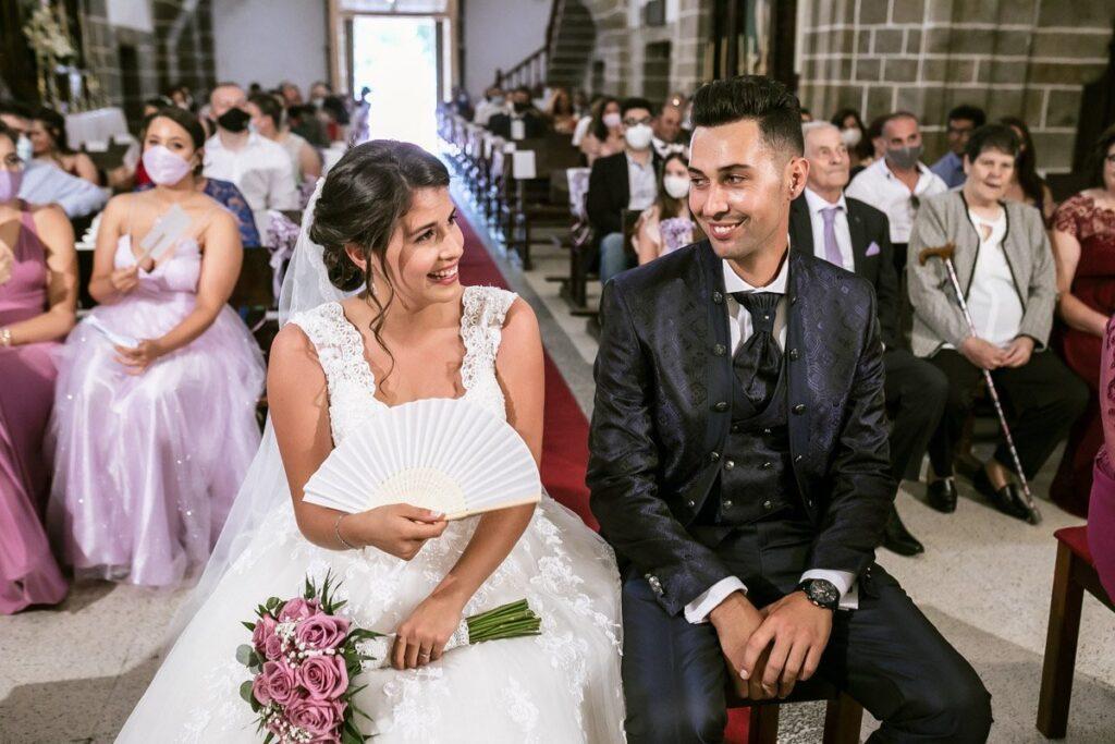 La emotiva boda en Camariñas de Seila & Fabio 45