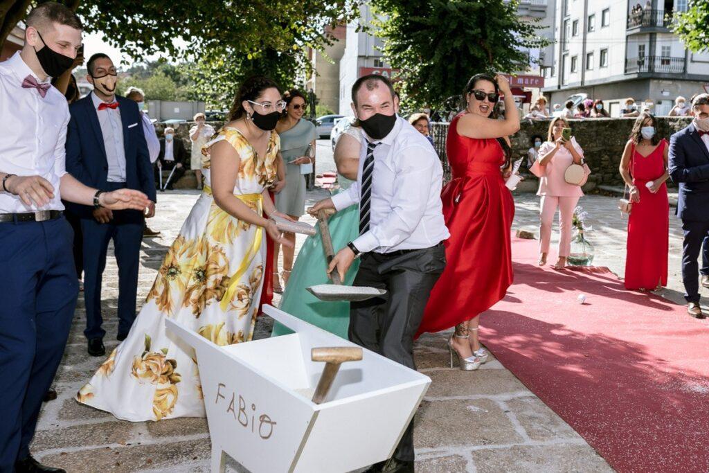 La emotiva boda en Camariñas de Seila & Fabio 54