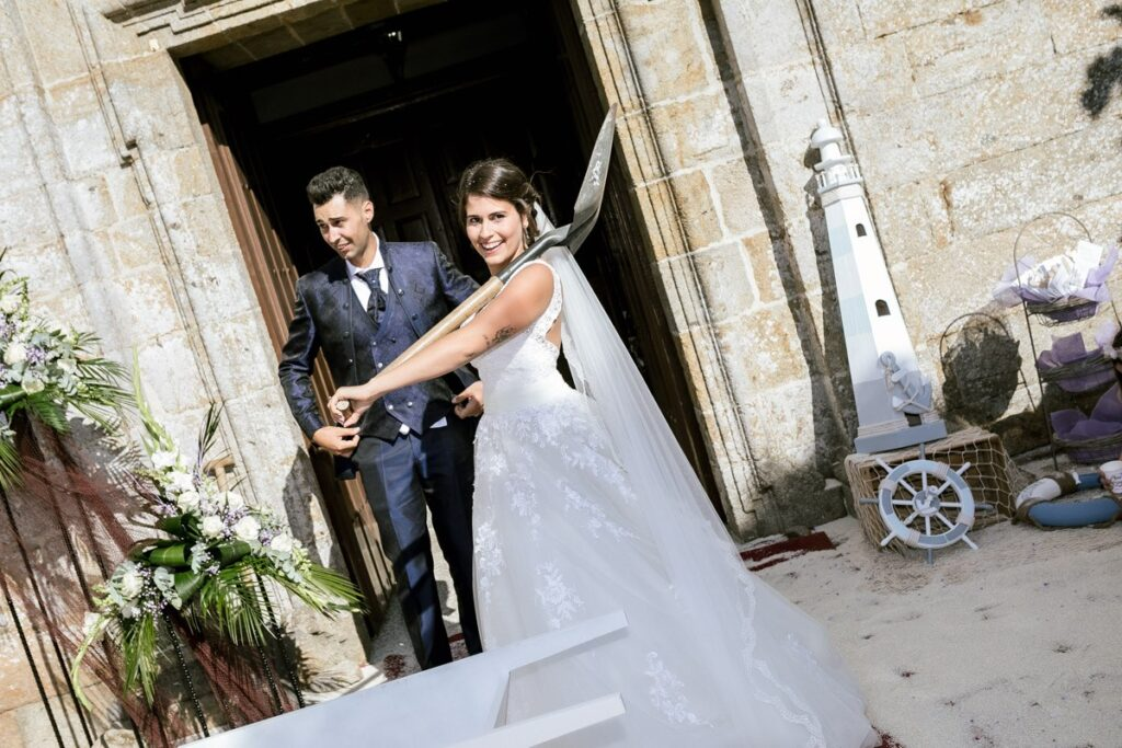 La emotiva boda en Camariñas de Seila & Fabio 55