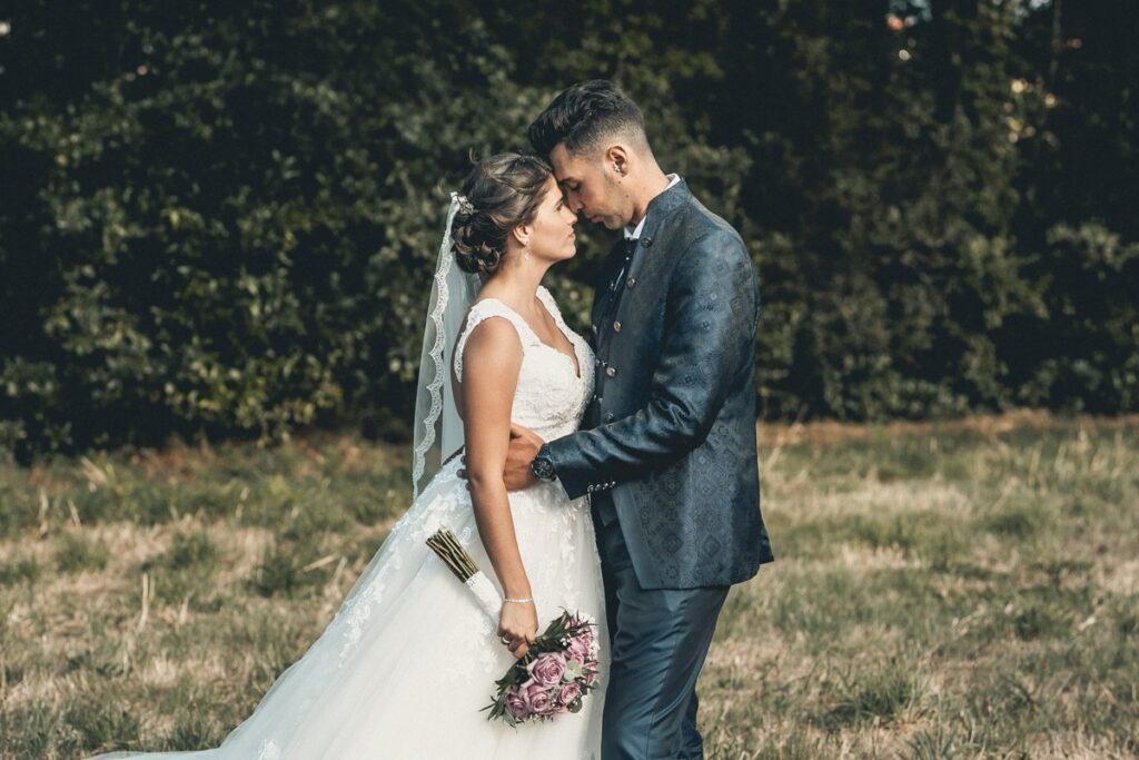 La emotiva boda en Camariñas de Seila y Fabio