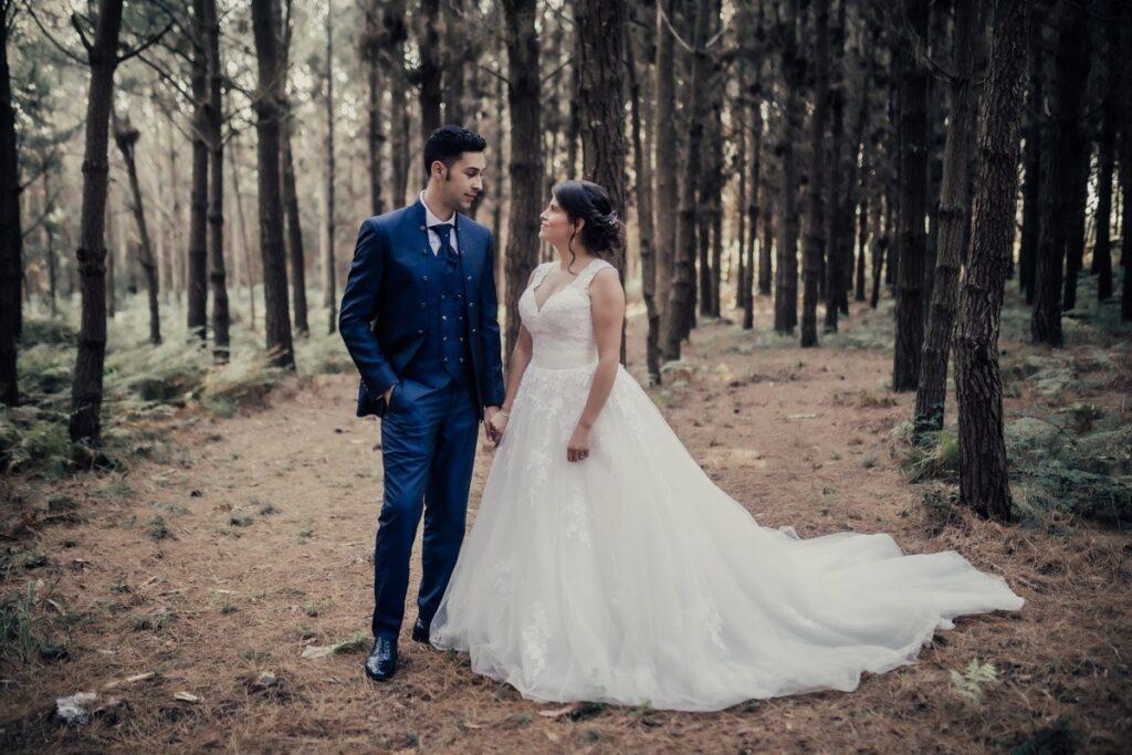 La postboda romántica de Seila & Fabio 1