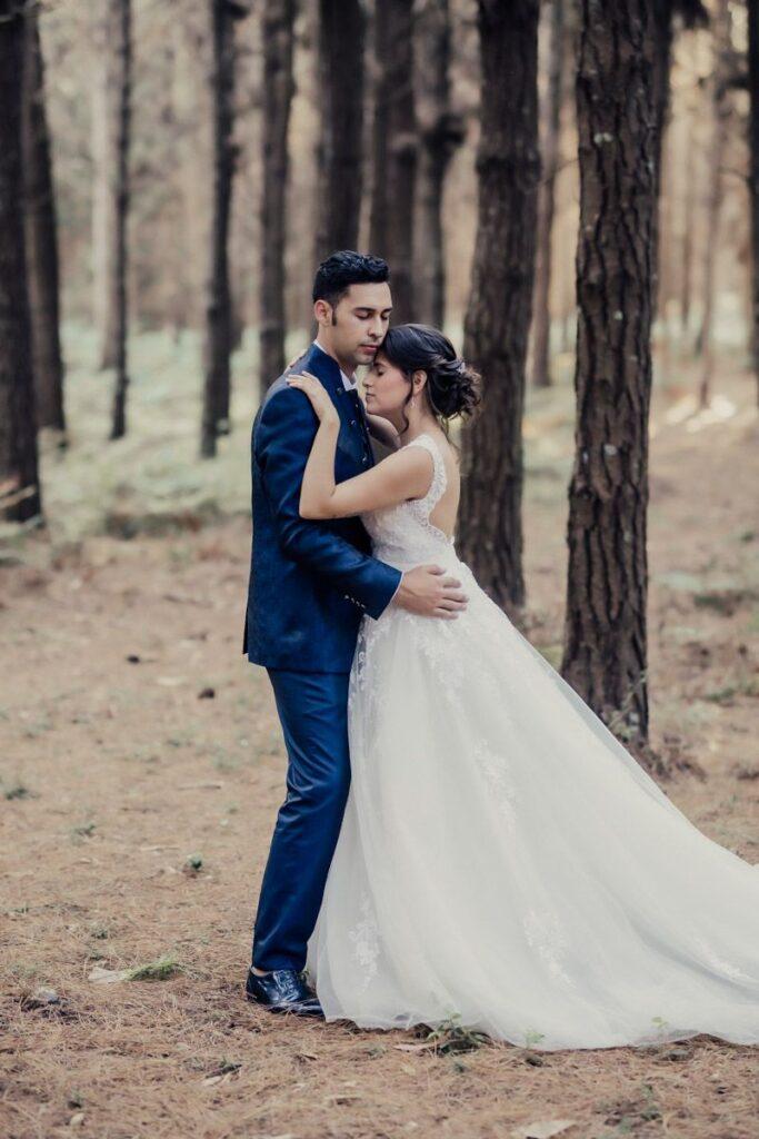 La postboda romántica de Seila & Fabio 5