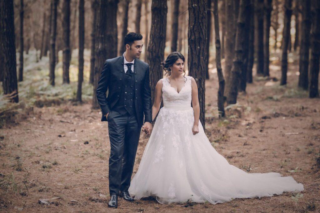 La postboda romántica de Seila & Fabio 7