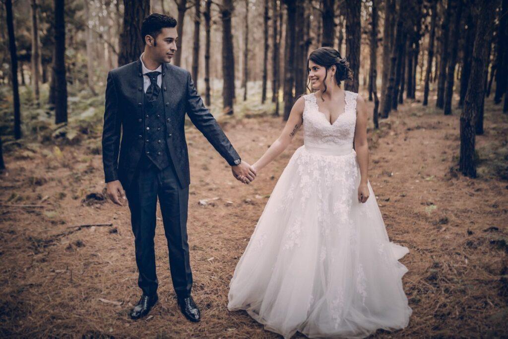 La postboda romántica de Seila & Fabio 9