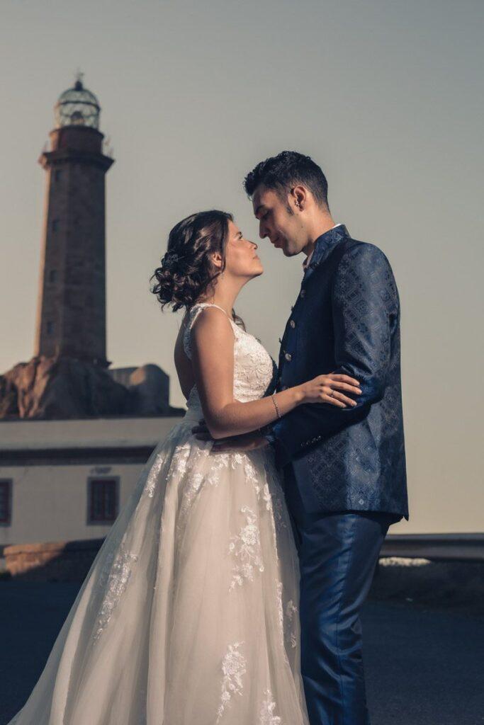 La postboda romántica de Seila & Fabio 16