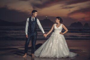 La postboda romántica de Seila & Fabio