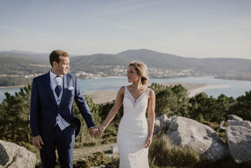 La postboda en la Playa de Soesto de Raquel & Andro 5