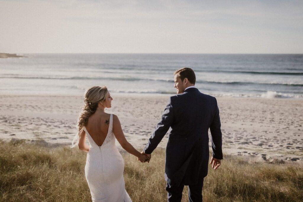 La postboda en la Playa de Soesto de Raquel & Andro 17