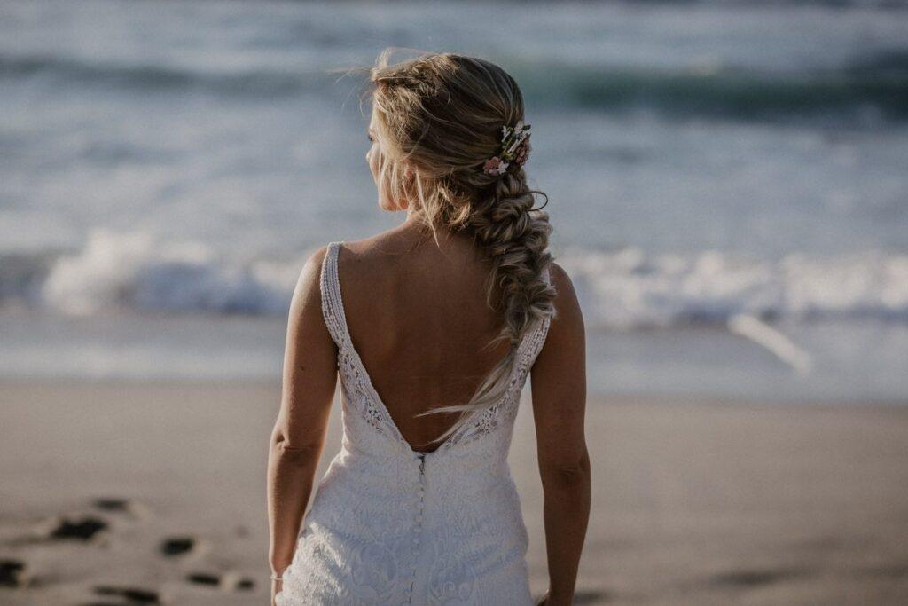La postboda en la Playa de Soesto de Raquel & Andro 20