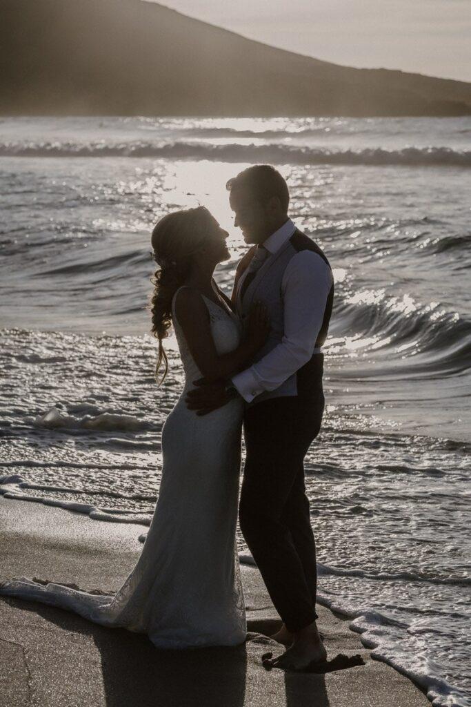 La postboda en la Playa de Soesto de Raquel & Andro 23