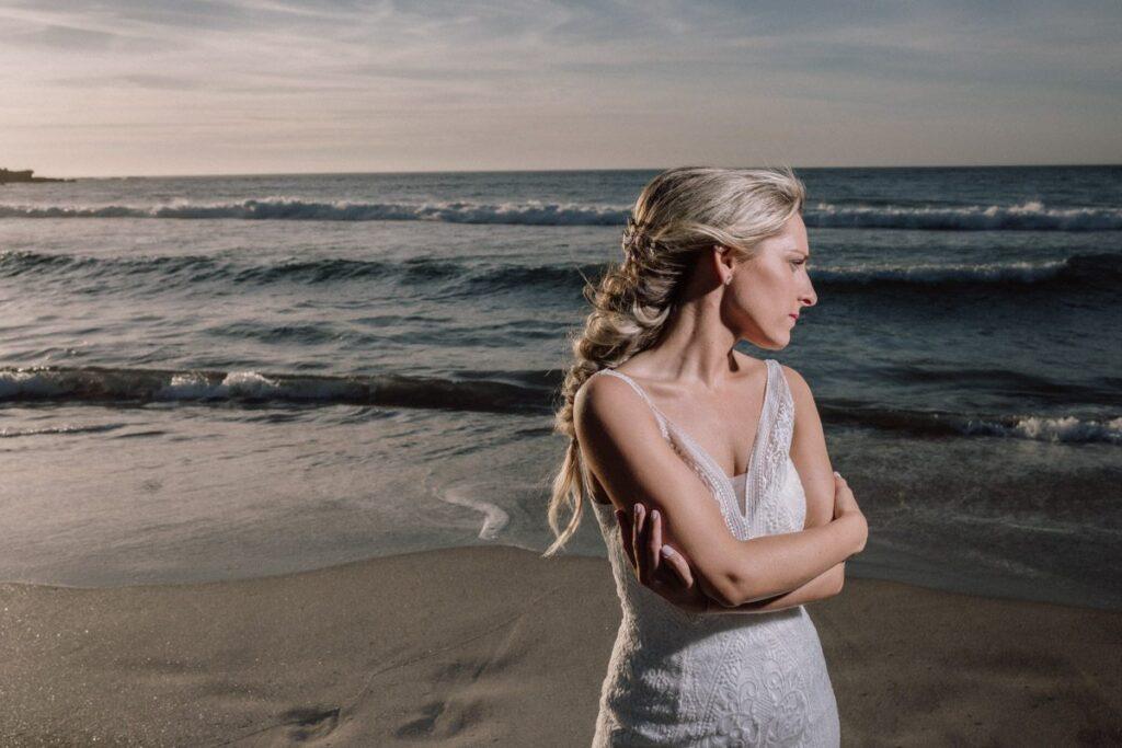 La postboda en la Playa de Soesto de Raquel & Andro 24
