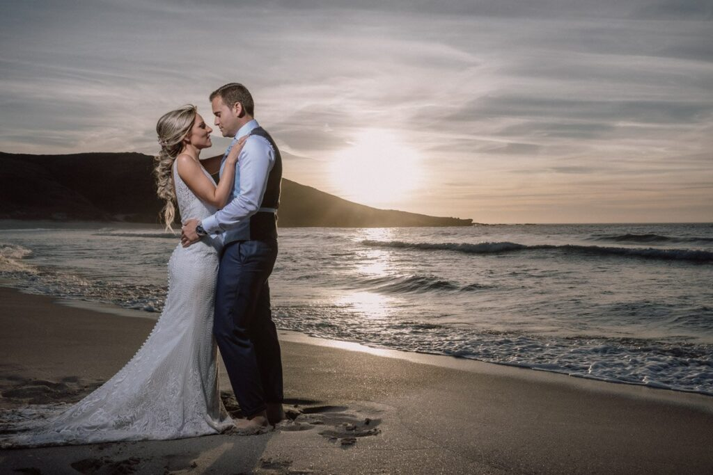 La postboda en la Playa de Soesto de Raquel & Andro 27