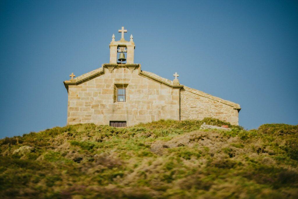 Preboda en la Virxe do Monte de Tamara & Ito 26