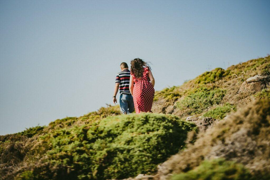 Preboda en la Virxe do Monte de Tamara & Ito 28